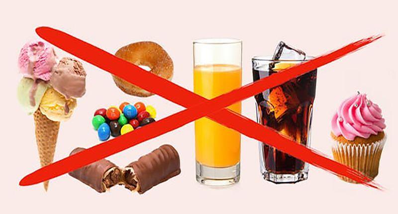 درمان جوشهای کیستی چانه با تغذیه
