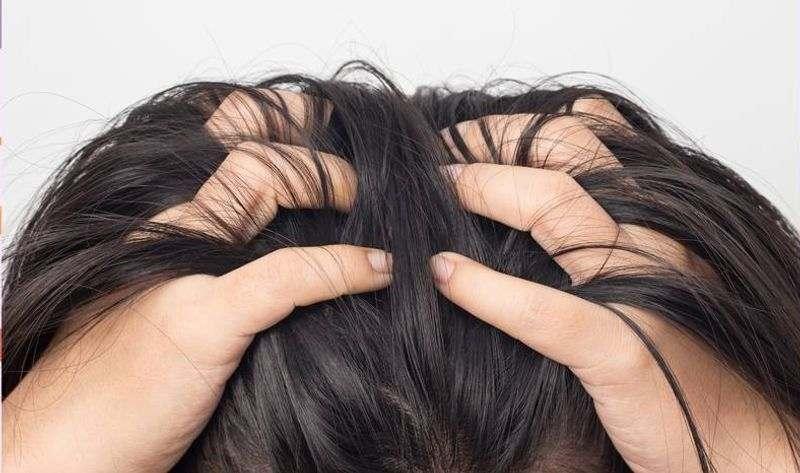 علت درد ریشه مو