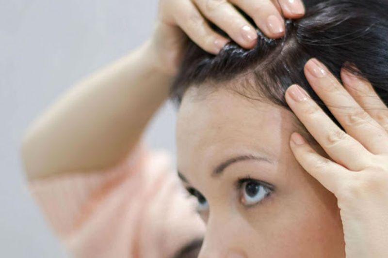 درمان درد ریشه مو