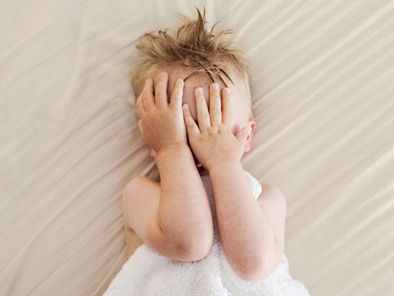 عوارض جوش آبدار در کودکان