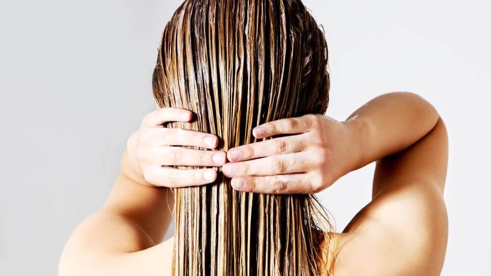 استفاده از روغن آرگان برای مو