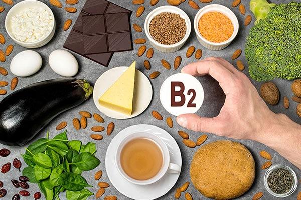 ویتامین ب 2