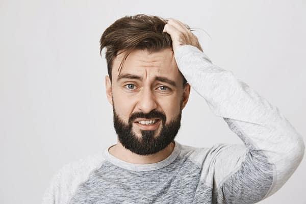 ارتباط بین خارش سر و ریزش مو