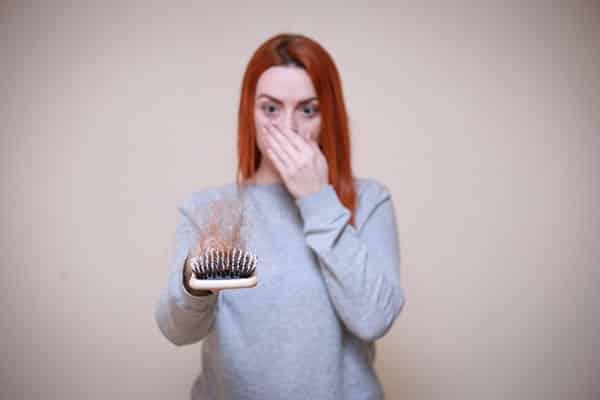 آمپول تزریقی تقویت موی سر